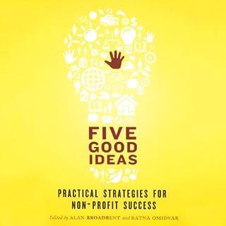 Five Good Ideas cover art