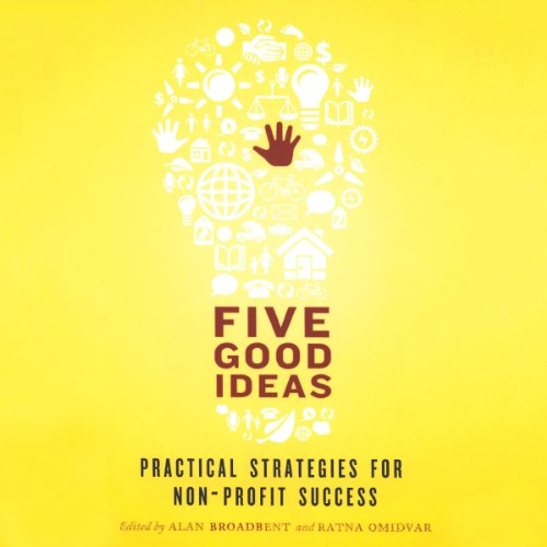 Five Good Ideas audiobook cover art