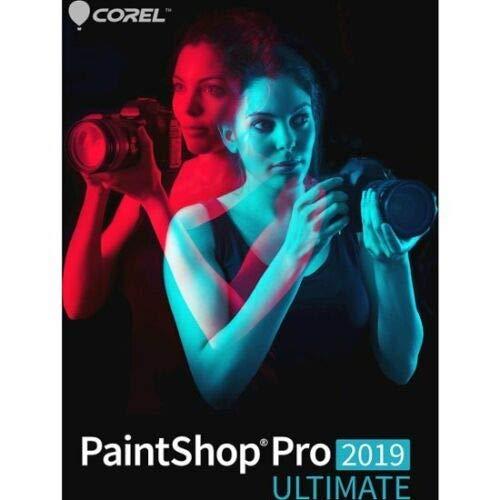 Corel PaintShop Pro 2019 Ultimate - 1 User ML ESD
