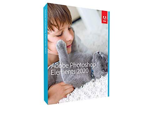 Adobe Photoshop Elements 2020/2020/Multiple Platforms/Retail/German/1 User Photoshop Elements 2020/2020/Multiple Platforms/Retail/German/1 User