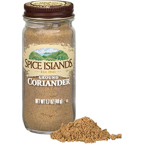 Spice Island Ground Coriander, 1.7 oz