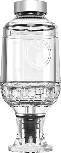Prepara Tastemaker Craft Mixologist liquor/wine infuser 9 fl oz clear