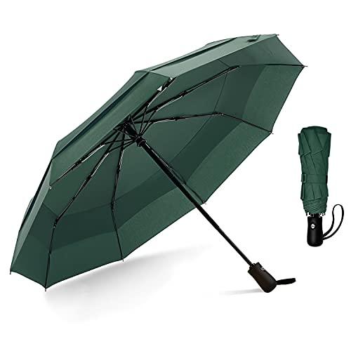 G4Free 42 Inch Compact Travel Umbrella, Windproof Small Folding...