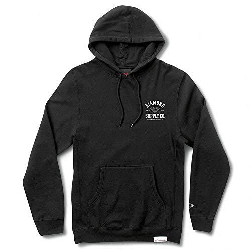 Diamond Supply Co Athletic Hoodie Black