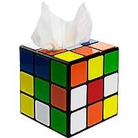 getDigital 8372 - Caja Para Pañuelos Cubo Mágico - Cierre Magnético - Multicolor - 14 x 14 x 14 cm