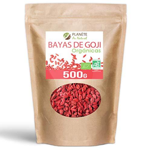 Bayas De Goji Orgánicas - 500g