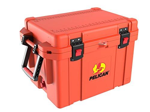 Pelican Elite 45 Quart Cooler (Orange)