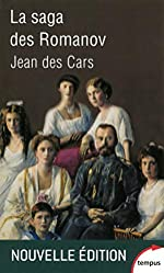 La saga des Romanov de Jean DES CARS