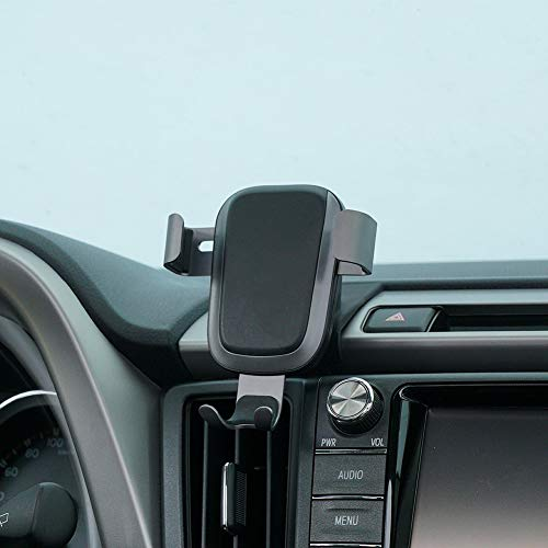 Phone Holder for Toyota Rav4, Dashboard Air Vent Adjustable Cell Phone Holder for Toyota Rav4 2018 2017,Phone Mount for iPhone 8 iPhone X,Wireless Charging Smartphone 5.5~6 Inch