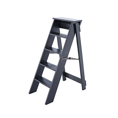 Xin-stool Hockerleiter, klappbar, einfache Aufbewahrung, Gestell, Schuhhocker (Farbe : B)