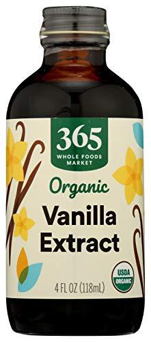 365 Everyday Value, Organic Vanilla Extract, 4 fl oz