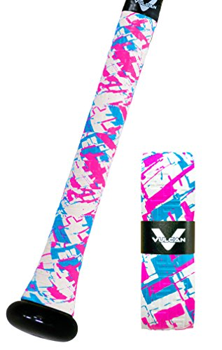 Vulcan 1.75mm Bat Grip/Cotton Candy