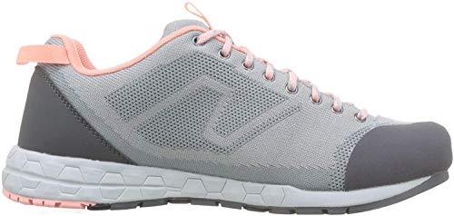 Millet LD AMURI Knit, Zapatillas de Ciclismo de montaña para Mujer, Gris (High Rise 8735), 38 EU