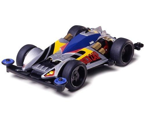 Mini4wd Super Tiger Zap Super Tz