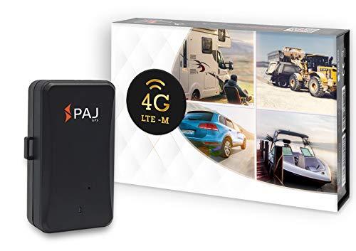 PAJ GPS Power Finder- Localizzatore GPS per auto, moto, camion e camper con calamita - Antifurto auto - Circa 40...