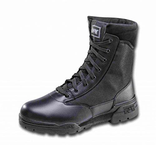 Magnum Unisex-Erwachsene Classic Combat Boots, Schwarz (Black 021), 43 EU