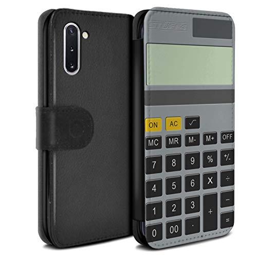 Stuff4 PU lederen hoesje/portemonnee/SG-PSW/sleutels/knoppen collectie Samsung Galaxy Note 10/5G Rekenmachine