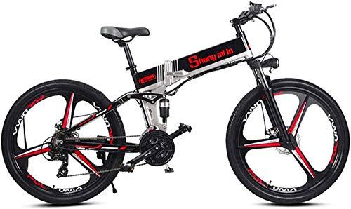 Bicicletas Eléctricas, 26 pulgadas de la montaña de la batería eléctrica de...