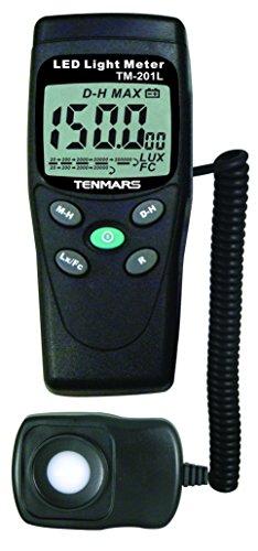 FUSO『白色LED照度計(TM-201L)』