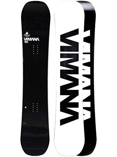 Vimana Herren Freestyle Snowboard Continental R 156
