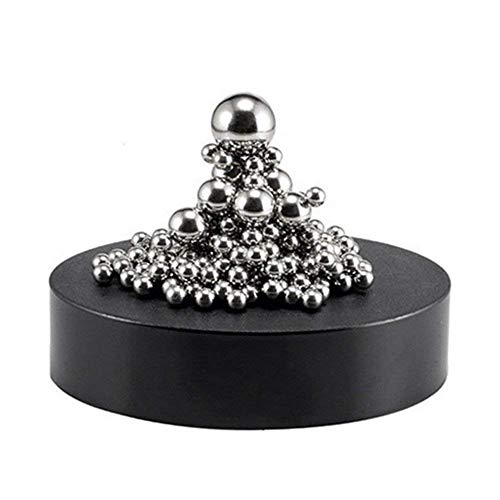 EDC Fidgeter Magnetic Sculpture Stress Relief Desk Toys for Office for Adults. Prime Quality Fidget Toy Gadgets. Games with Magnets, Desktop Decor, Decorations and Cool Desk Accessories for Anxiety.
