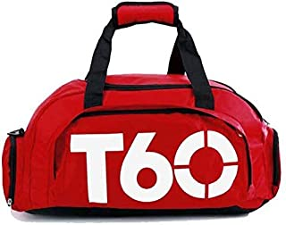 T60 sports, out door, duffle gym bag