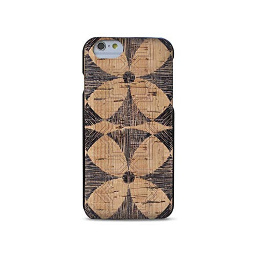 Cork Wood Case Compatible with iPho…
