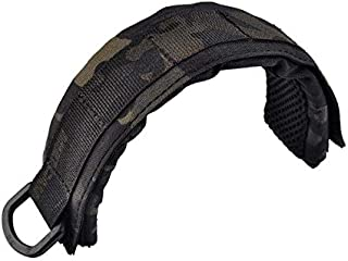 Armorwerx Padded MOLLE Headband Cover for Ear Muffs & Communication Headsets