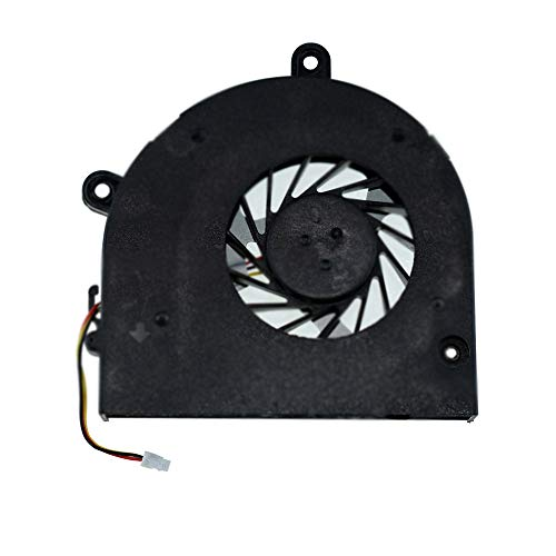 DREZUR Ventilador de CPU compatible con Acer Aspire 5741 5742 5742G 5742Z 5742ZG 5251 5253 5253G 5333 5335 5336 5551 5551G 5552 5552G 5733 5733Z 5736G 5740 5740G 5740G Series enfriador para portátil