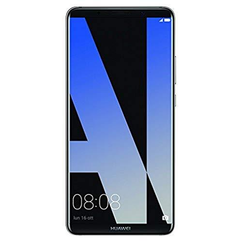 """Huawei Mate10 Pro Smartphone con Schermo 6,0"""" FullView, Octa-core CPU, Android 8.0, 128 GB, brandizzato TIM, Grigio"""