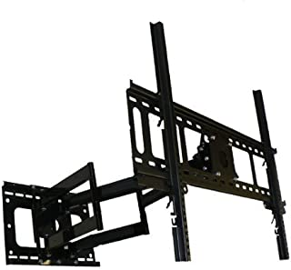 Unibrak UNB 550 Dual Arm Articulating Cantilever LCD Plasma LED LFD TV Wall Mount Extends 33 inches 42
