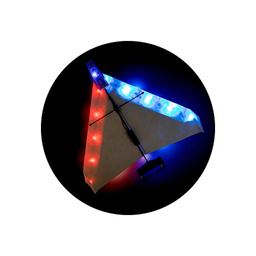 "PowerUp Night Flight Kit 4.0-15.5"" Blue & Red LED Light Set Designed to Fly Your 4.0 Smartphone..."