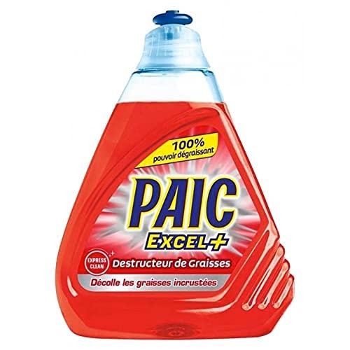 Paic Excel + Zerstörer Fats 500 ml (6er-Set)