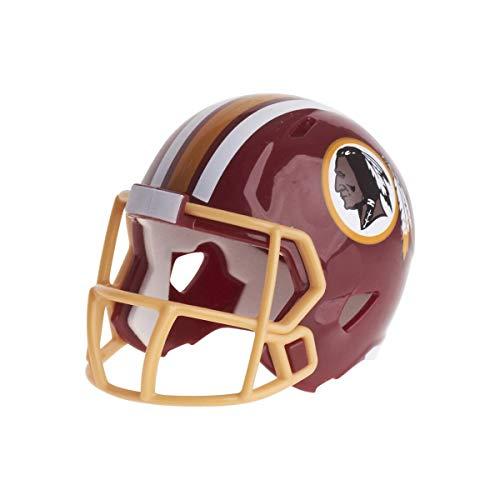 Riddell Washington Redskins NFL Speed Pocket Pro Micro/Taschengröße/Mini-Fußballhelm