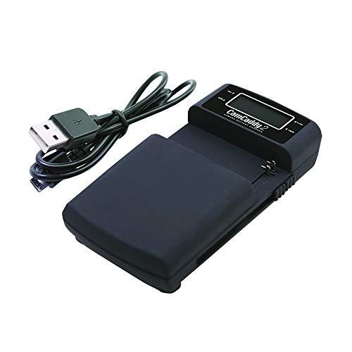 Freeloader Camcaddy2 - Caricabatterie Universale per Foto/videocamera, Colore: Nero