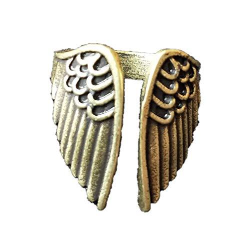 Anillo de alas de ángeles (oro)