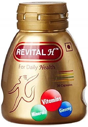 sun pharma Revital H Capsules 30s
