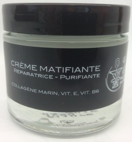 CRÈME COMPLEXE MATIFIANT - REPARATRICE PURIFIANTE -Pharmacie Marronniers- 50ml