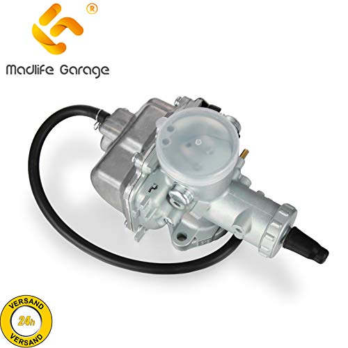 Madlife Garage Carburador Mikuni de 30 mm VM26 para 125 cc 140 cc 160 cc