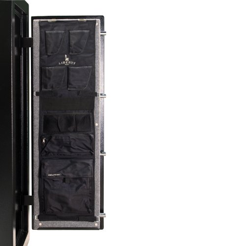 Best Deals! Liberty Door Panel - Fits Gun Safe Models 17 - Accessory and Organizer for Pistols, Hand...