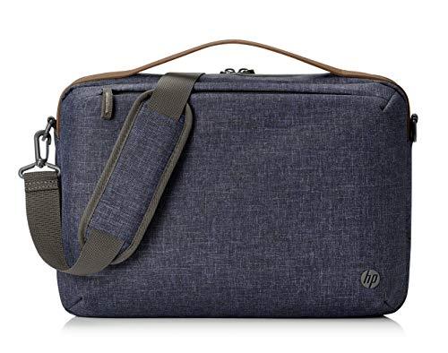 HP Renew Topload Umhängetasche (15,6 Zoll, Laptoptasche) blau