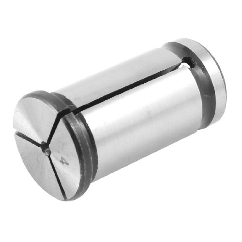 uxcell  スプリングコレット フライス工具 旋盤ツール ミーリングチャック ストレート クランプ直径...