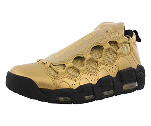 Nike Air More Money, Metallic Gold / Metallic Gold, 12 Women/10 Men