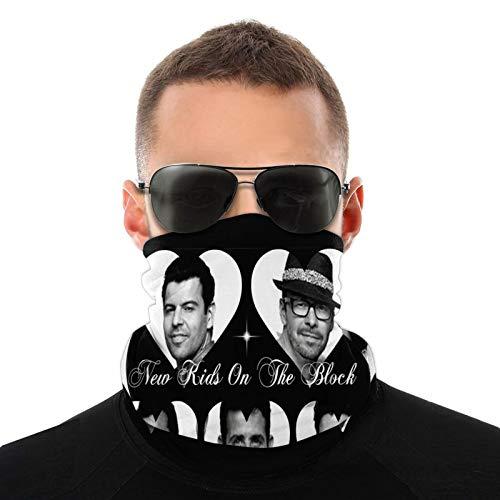 Pañuelo unisex para el cuello de la marca Blo-Ck unisex personalizado Rave, polaina para el cuello, bandana para la cara para mujeres y hombres