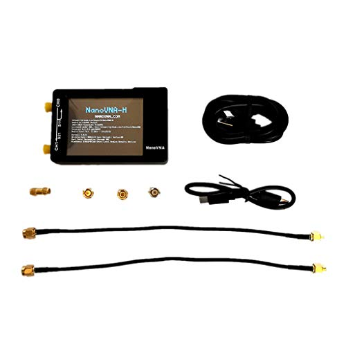 Planuuik 1Set NanoVNA-H-Vectorantenne-korte golvenanalyse MF HF VHF UHF Host