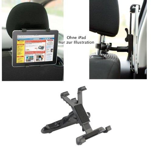 timtina - Supporto per poggiatesta auto per iPad