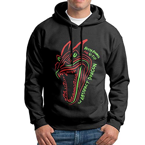 The Low End Theory Men'S Fashion Pullover Hood Cool Long Sleeve Hoodie Sweatshirt