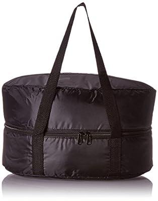 Crock-Pot Travel Bag for 4 - 7-Quart Slow Cookers, Black