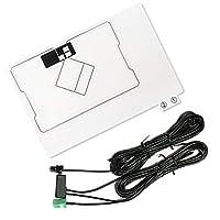 AVIC-RZ03 対応 GPS一体型 ワンセグ フィルムアンテナ セット HF201 タイプ