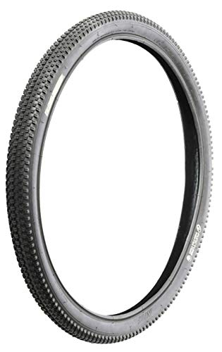 Claud Butler Explorer 24' x 1.95' Mountain Bike Puncture Protection MTB Off-Road XC Tyre Black (Two Tyres)